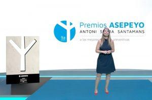 REDYTEL finalista en los Premios Asepeyo a las mejores prácticas preventivas