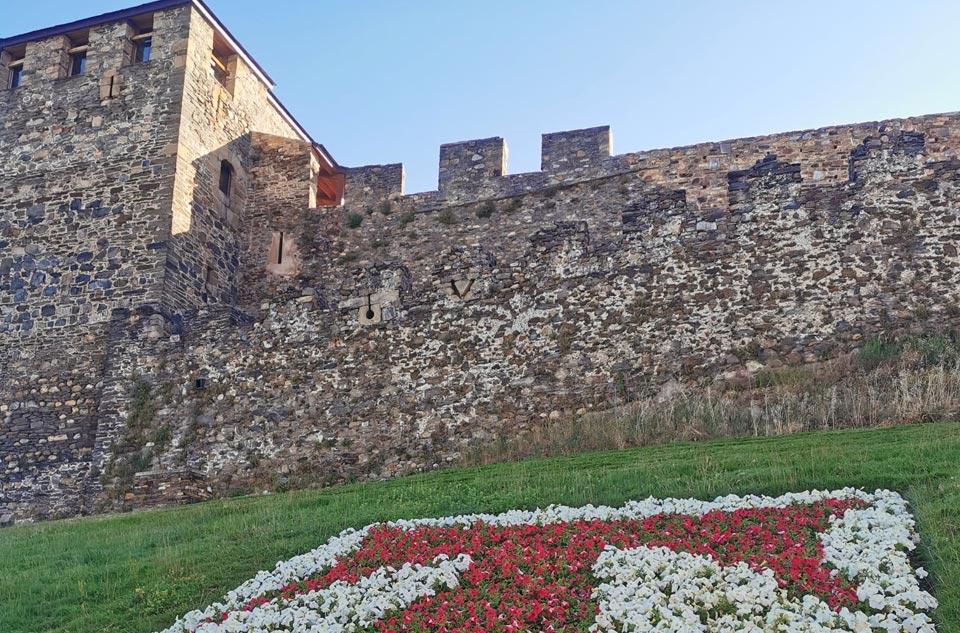 Instalación de sensores para asegurar la conservación y protección del Castillo de los Templarios y la Basílica de Nstra. Señora