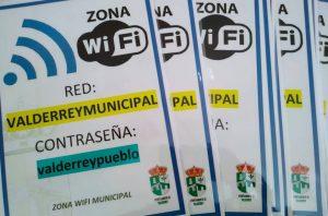 Valderrey aumenta los megas a los usuarios de internet del municipio